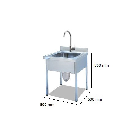 Triturador Industrial 501 1,25 CV