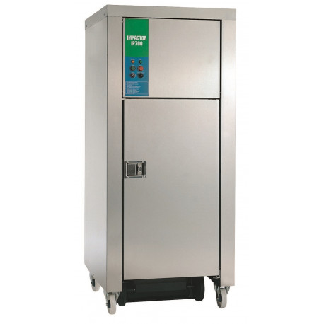 Compactador Industrial modelo IP700